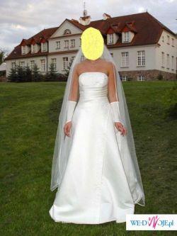 suknia slubna MARIETTA