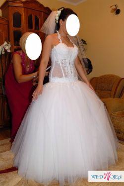 Suknia Ślubna Maxima Miss Klasyczna Księżniczka :-)
