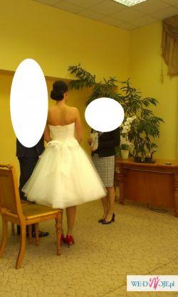 Suknia ślubna Maxima stan idealny !
