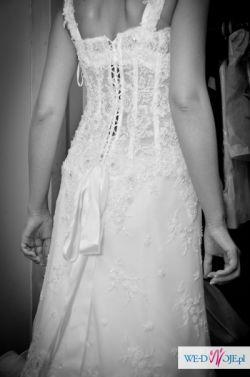 Suknia ślubna Melody firmy MS Moda