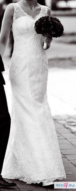 Suknia ślubna Mercedes by Karina
