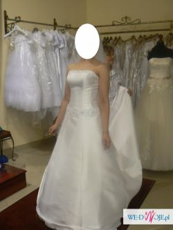 Suknia ślubna Mikado Emmi Mariage