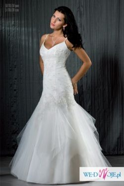 Suknia ślubna milenad