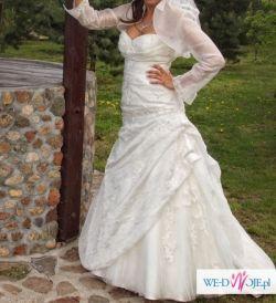 Suknia ślubna Mistico