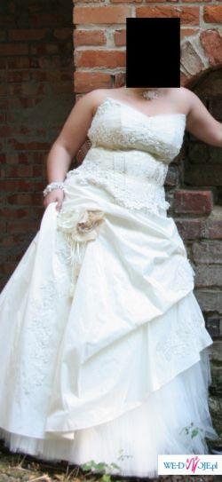 Suknia ślubna MODA ŚLUBNA