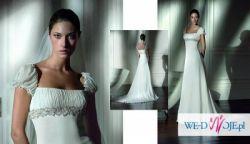 Suknia ślubna model Danubio, kolekcja Pronovias