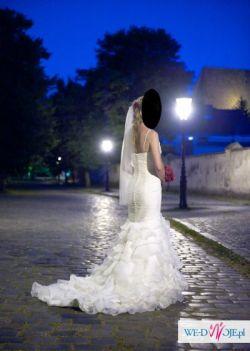 suknia slubna, model Galante z firmy Pronovias
