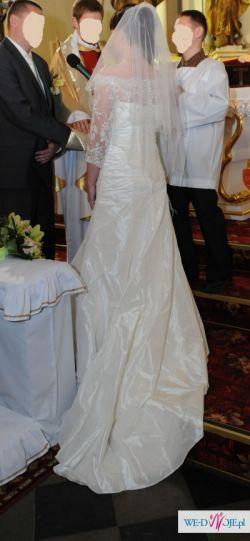 Suknia ślubna model Gella firmy Galla
