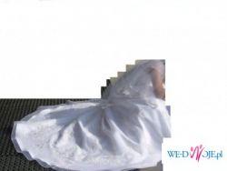Suknia ślubna model Laotti