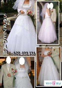 Suknia Ślubna model MANHATAN