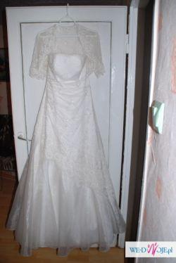 Suknia ślubna model Patrycja