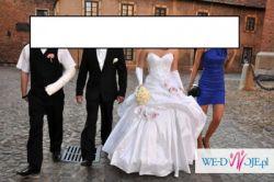 Suknia ślubna model rayana z salonu Angels