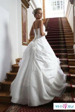 Suknia Ślubna model SCARLET z Kryształowej kolekcji Madame Zaręba