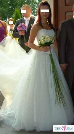 Suknia ślubna model Sincerity 3339