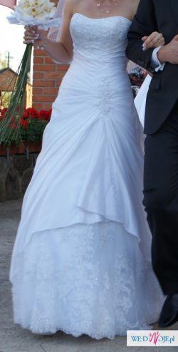Suknia ślubna Mon Cheri