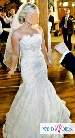 Suknia ślubna MON CHERI 111224
