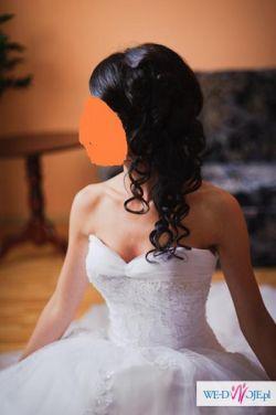 Suknia ślubna Mon Cheri 34-36 XS Jolie