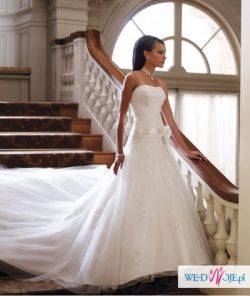 Suknia ślubna Mon Cheri Jolie rozm 36