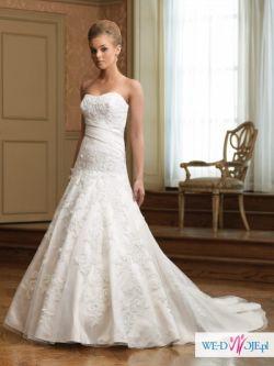 Suknia Ślubna Mon Cheri. Model Cordelia