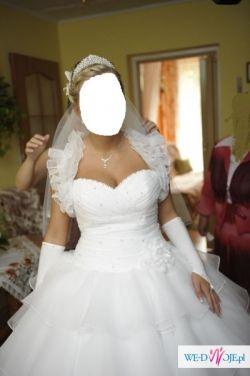 ffbc83ab88 Suknia ślubna Mori Lee - Suknie ślubne - Ogłoszenie - Komis