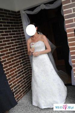 Suknia ślubna Mori Lee 2162