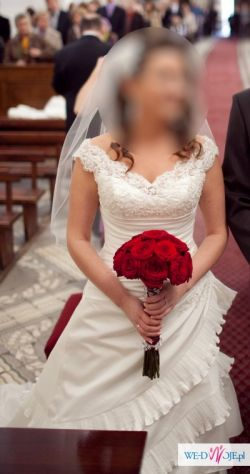 Suknia Ślubna Mori Lee 2172 ivory