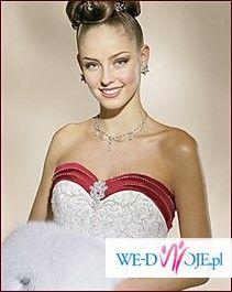 suknia ślubna Mori Lee 3600 - rewelacyjna, zmysłowa, oryginalna, wysublimowana