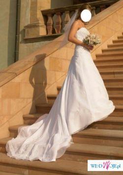 Suknia slubna Mori Lee model 2105