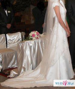 Suknia Ślubna Mori Lee roz. 36-38 Cena w salonie 3.200