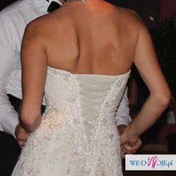 Suknia ślubna Mori Lee rozmiar 34-38
