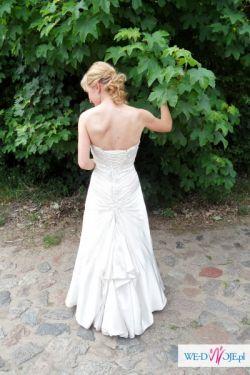 suknia ślubna morii lee