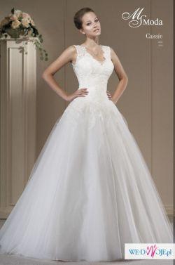 Suknia ślubna MS Moda Cassie