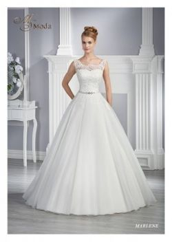 Suknia ślubna Ms Moda Marlene Suknie ślubne Ogłoszenie Komis