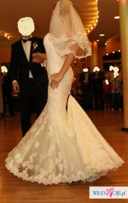 "Suknia ślubna ""Mullet"", La Sposa"