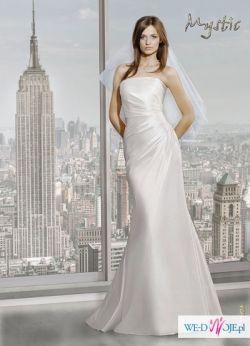 Suknia Ślubna - Mystic Bridal - model Lorca - r. 38 + BOLERKO