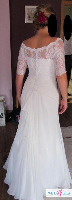 Suknia ślubna Mystic Paco