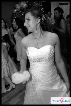Suknia ślubna + na poprawiny
