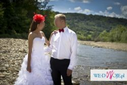 Suknia ślubna na sprzedaż SIERPC