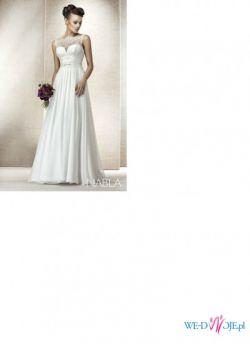 Suknia ślubna NABLA FLEURE w bardzo dobrym stanie!