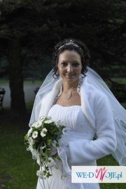 Suknia Ślubna-Najnowszy model 2009 roku!