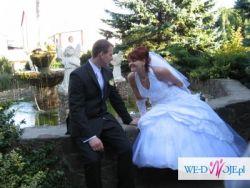 suknia ślubna naomi firmy fasson