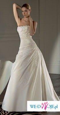Suknia ślubna Navassa
