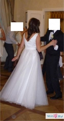 suknia ślubna nieco inna niż wszystkie....