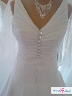 suknia ślubna nieużywana