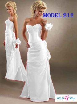 Suknia ślubna - niezwykle szykowna i seksowna kreacja