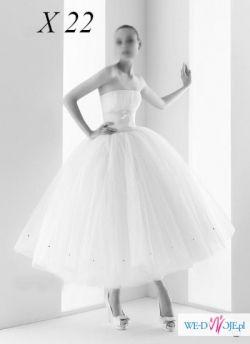 Suknia ślubna nowa tanio hit mody 2011r !!!