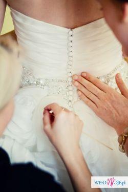 suknia slubna Nuria Aire Barcelona z salonu Madonna