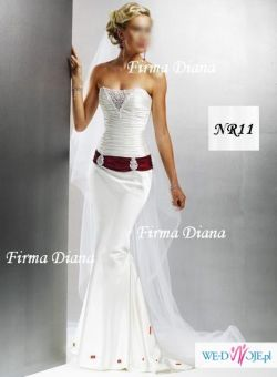 Suknia ślubna od producenta Tanio