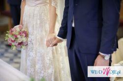 Suknia ślubna od projektanta