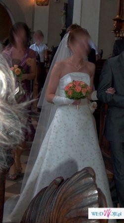 Suknia ślubna Odette 2007